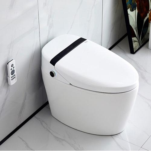 Wholesale smart one piece toilet